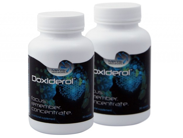 doxiderol side effects